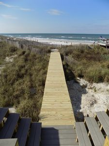 Photo for REMODEL COMPLETE! New pictures coming soon for this  Beach Front Home. Book Now!
