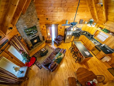 Photo for Heavenly Sunsets - 1BR/1.5BA - Pigeon Forge