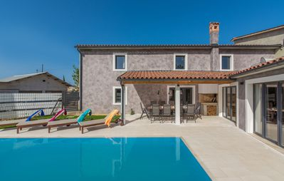 Photo for Elegant Villa Ortensia with 5 bedrooms for 12 people near the beaches