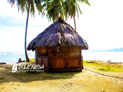 Photo for Icodub island, San Blas cabins