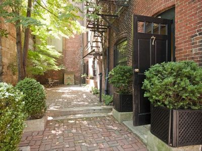 Photo for Beacon Hill Architect's Studio with Private Roof Garden