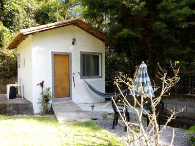 Photo for Cozy suite in the hills of Teresopolis with breakfast for 2