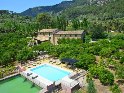 Photo for Privat and Sunny Stone Built Finca with Pool ETV/2730