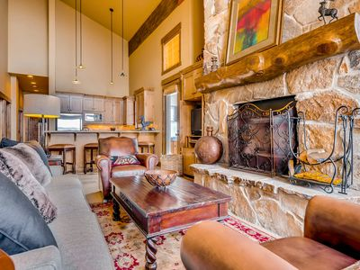 Photo for Splendid Deer Valley ski-in/ski-out Silver Lake condo with hot tub!
