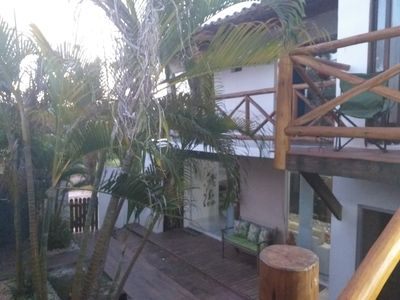Photo for Chalet 3/4 Sea front, Guarajuba, Cond. Paradise