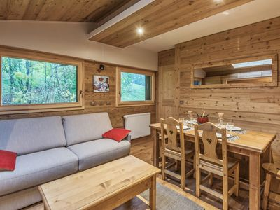 Photo for Cosy flat with swimming-pools at the foot of ski runs in Megève - Welkeys