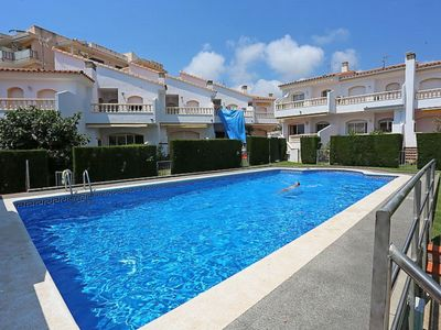 Photo for Vacation home Via augusta in Miami Platja - 6 persons, 3 bedrooms
