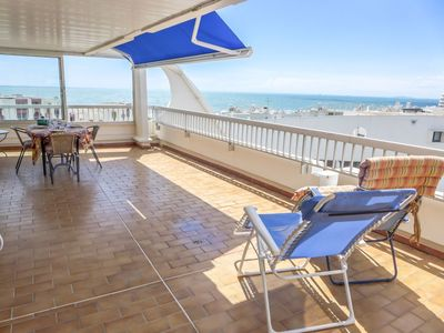 Photo for Apartment Les Marines de Haute-Plage in La Grande Motte - 4 persons, 2 bedrooms