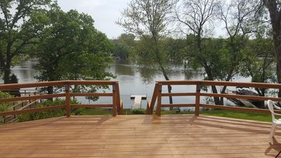 Photo for Waterfront Property Built for Fishing or Relaxing