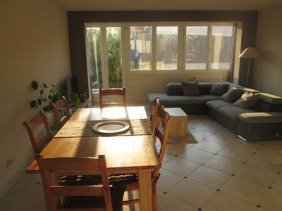 Photo for House light town, nice and ideally situated 200m from the beach