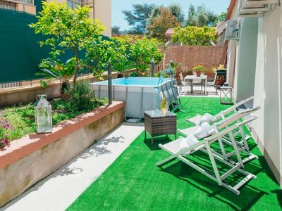 Photo for Sant'Agnello Villa, Sleeps 8 with Pool, Air Con and WiFi