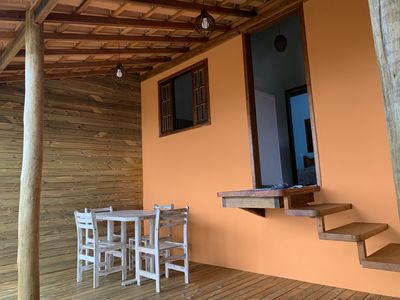 Photo for Beautiful chalet in Ilhabela in the neighborhood of Borrifos
