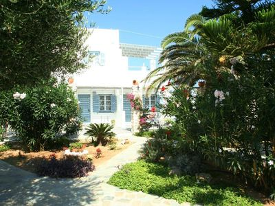 Photo for Holiday apartment Ampelas for 3 - 4 persons with 1 bedroom - Holiday apartment in a villa