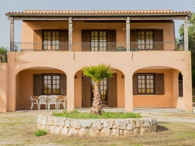 Photo for Villa Ulivo beautiful Bi-family residence in the panoramic area of Torre Pali.