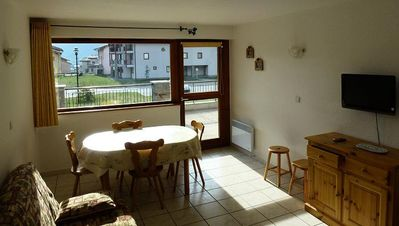 Photo for Residence Les Balcons des Curtious *** - 2 Rooms Mountain Corner 6 People