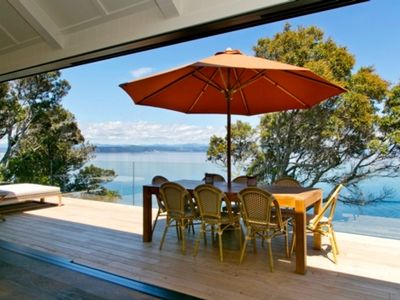 Photo for Stunning Luxury Lake-front villa at The Point