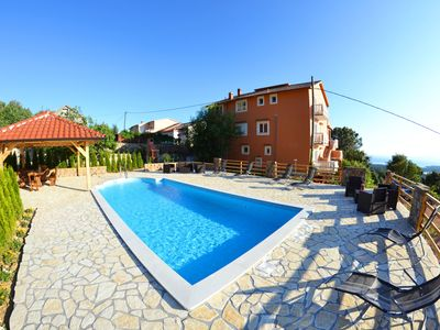 Photo for Holiday apartments with pool and ocean view - Apartment 3