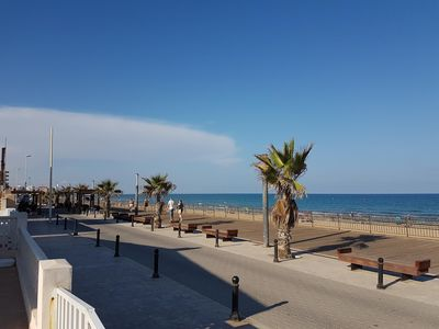 Photo for OCEANFRONT. LA MATA BEACH. TORREVIEJA. SPAIN  https: // maps. app goo gl / bRkDJ7xLb