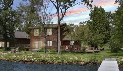 Photo for NEW Brainerd Cabin-4 beds and 3 baths on North Long Lake