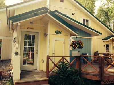 Photo for Talkeetna Eastside Cabins - Family Owned, Quiet  Neighborhood, Walk To Downtown