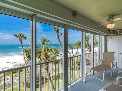 Photo for Free Perks Included!! Direct Gulf Front Spectactular Views!!! ~Sand Castle I 403~