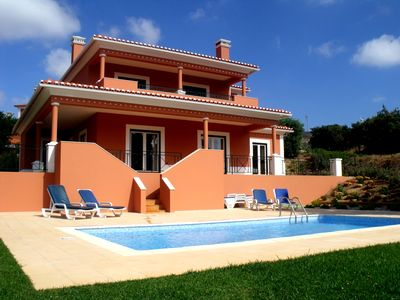 Photo for Charming Deluxe Villa with Private Pool on the 5* Dolce Campo Real Resort