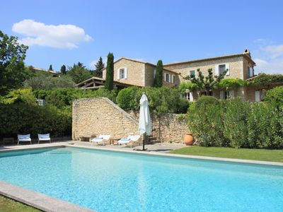 Photo for L'écrin - Fabulous country house in Gordes