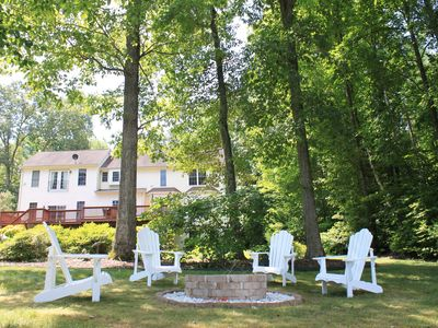 Photo for NEW LISTING! Captivating Waterfront with all amenities