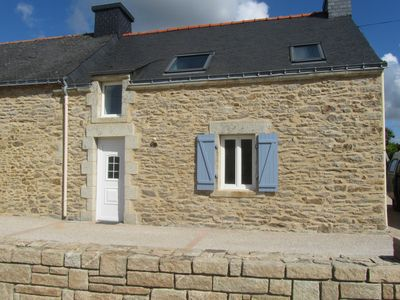 Photo for Holiday home with family or friends, in all seasons in Brittany