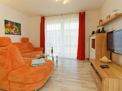 Photo for Modern furnished apartments for 2-max 5 pers., Few minutes to the beach