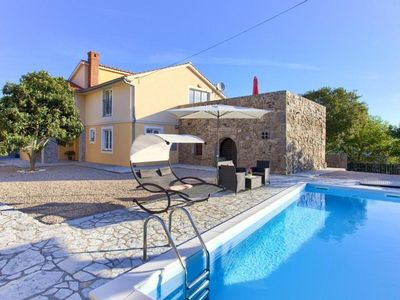 Photo for Holiday house Krk for 10 persons with 4 bedrooms - Holiday house