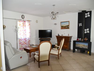 Photo for VILLA detached 120m ² with swimming pool on 2000m ² of land