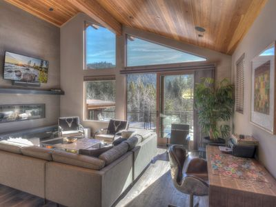 Photo for High End Squaw Valley Retreat- 5 Min to the Slopes
