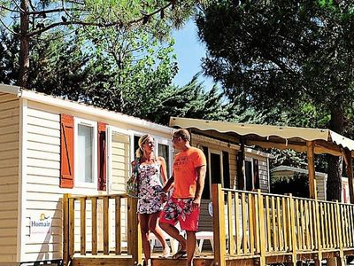 Photo for Camping Les Lacs du Verdon **** - Mobile Home 3-Room Villa 4/6 People