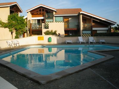 Photo for BEL APPT quiet, centrally located, 200m beach, surf spot The Cers - WIFI -