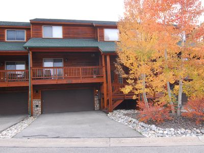 Photo for Spacious professionally decorated townhome heated 2car garage, near 6 ski resort