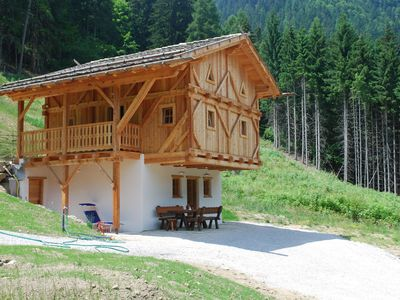 Photo for Ancient and renovated nice mountain hut, detached.