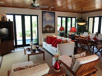 Photo for Casa Sereno… Serenity by the Ocean in Tamarindo Preserve