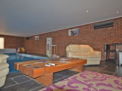 Photo for The Swimming Pool Retreat - Slindon Woods