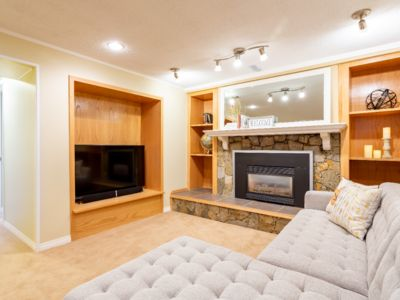 Photo for Inner City Beautiful Basement Suite | Private Entrance |1 bedroom