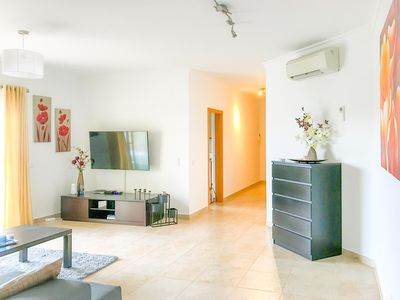 Photo for City view/ indoor pool & walking distance to Marina, Lagos Centre and Beaches.
