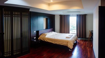 2bedroom Apartment with Thai Style decor