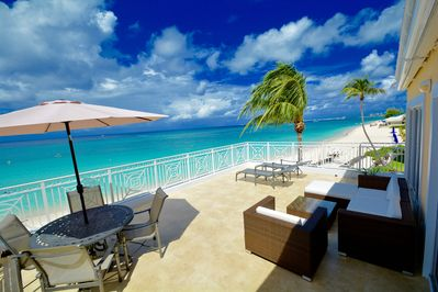 Your own Supersize Private Balcony Patio - All decked out!