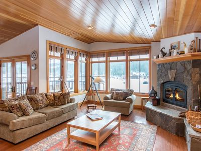 Photo for TurnKey - Massive 6BR Truckee Home on Glenshire Pond