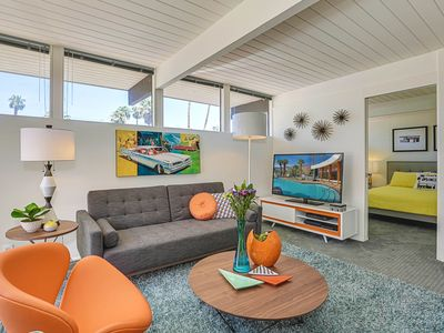 Photo for The Sandbox - Discover The Ideal Mid Century Desert Playground At Ocotillo Lodge