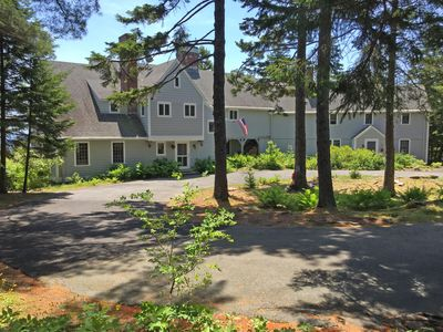 Photo for Large House - Ocean Views - Adjacent to Acadia National Park, Seal Harbor