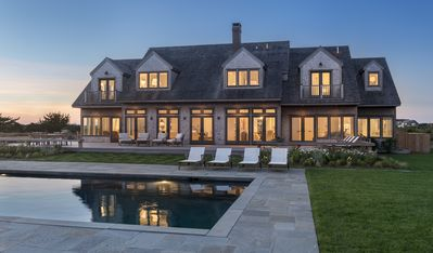 Photo for Luxury Oceanfront home with Pool and beach access