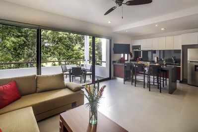 Spacious loft with open view to the golf course within the vibrant TAO Community