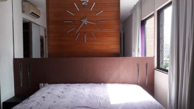 Photo for Double room in beautiful apartment in front of the Cocó Park Ecological Reserve