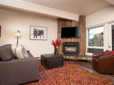 Photo for Adorable Remodeled Studio w/ King Bed -Hike & Bike Trails Outside Your Back Door